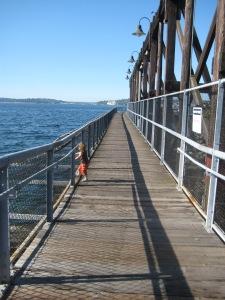 jack block park, seattle, wa, waterfront, pier