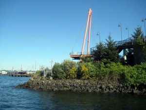 jack block park, seattle, wa, waterfront