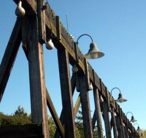 jack block park, seattle, wa, waterfront, birdhouses
