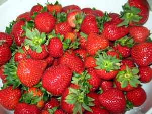 strawberry for vinegar june can jam