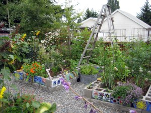 august mid month meanderings garden seattle