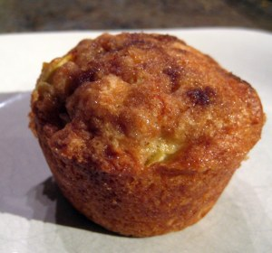 apple muffins; grow and resist