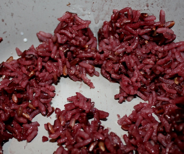 purple jasmine rice for cardamom rice pudding grow and resist spice rack challenge