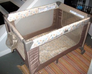 grow and resist repurposed upcycled chicken brooder pack and play