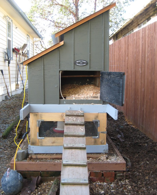 grow and resist chicken coop expansion