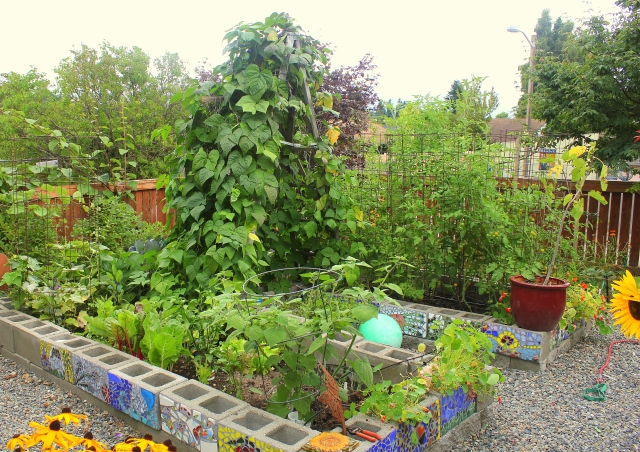 grow and resist mid month meanderings september
