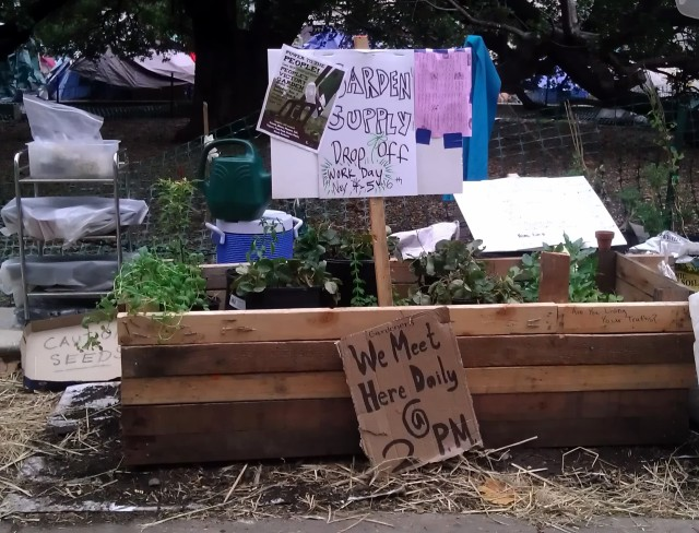 grow and resist occupy oakland