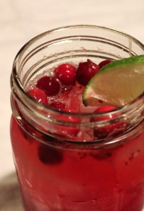 grow and resist cranberry cocktail