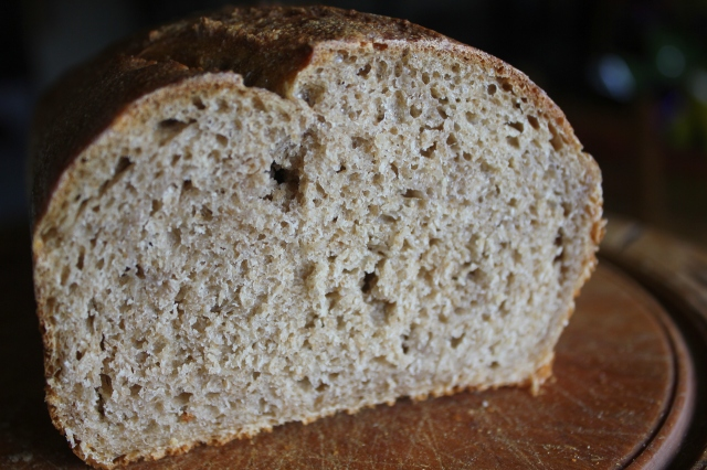 grow and resist sourdough bread making