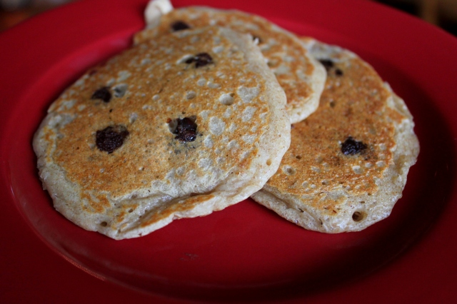 grow and resist sourdough bread pancakes