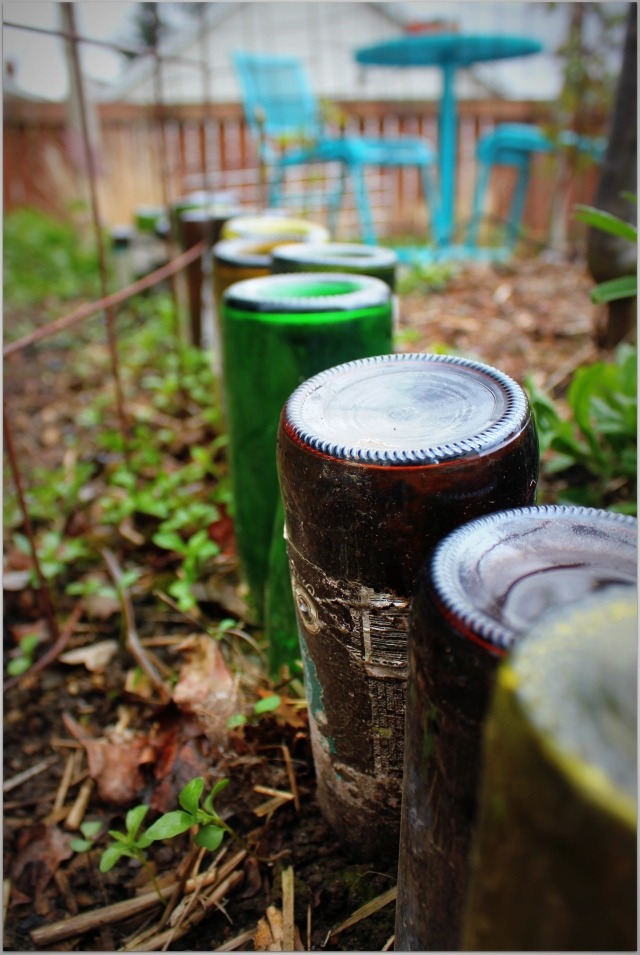 grow and resist reuse repurpose in the garden
