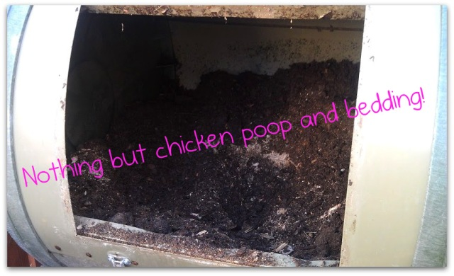 grow and resist october 2012 mid month meanderings chicken compost